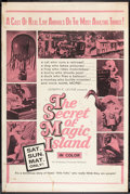 "Movie Posters:Children's, The Secret of Magic Island (Embassy, 1964). Poster (40"" X 60"").Children's.. ..."