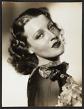 "Movie Posters:Musical, Jeanette MacDonald by D'Gaggeri Studio Lot (1936). Portrait (10.5"" X 13.5"") and Photo (10.5"" X 13.75""). Musical.. ... (Total: 2 Items)"