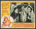 "Movie Posters:Comedy, Chatterbox (Republic, 1943). Australian Lobby Cards (6) (11"" X 14""). Comedy.. ... (Total: 6 Items)"