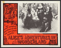 "Movie Posters:Children's, Alice's Adventures in Wonderland (20th Century Fox, 1972). Australian Lobby Cards (8) (11"" X 14""). Children's.. ... (Total: 8 Items)"