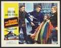 "Movie Posters:Adventure, The Dark Avenger (20th Century Fox, 1955). Lobby Cards (7) (11"" X14""). Adventure.. ... (Total: 7 Items)"