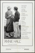 """Movie Posters:Comedy, Woody Allen Lot (United Artists, 1975-1977). One Sheets (2) (27"""" X 41"""") Regular and Style B. Comedy.. ... (Total: 2 Items)"""