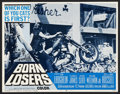 "Movie Posters:Action, Born Losers (American International, 1967). Lobby Card Set of 8(11"" X 14""). Action.. ... (Total: 8 Items)"