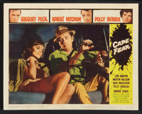 """Cape Fear (Universal, 1962). Lobby Card Set of 8 (11"""" X 14""""). Thriller. ... (Total: 8 Items)"""