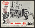 "Movie Posters:Action, Hell's Angels '69 (American International, 1969). Lobby Card Set of8 (11"" X 14""). Action.. ... (Total: 8 Items)"