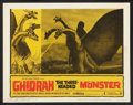 "Movie Posters:Science Fiction, Ghidrah, the Three-Headed Monster (Continental, 1965). Lobby CardSet of 8 (11"" X 14""). Science Fiction.. ... (Total: 8 Items)"