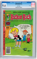 Modern Age (1980-Present):Humor, Richie Rich #211 File Copy (Harvey, 1982) CGC NM+ 9.6 Whitepages....