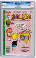 Modern Age (1980-Present):Humor, Richie Rich #213 File Copy (Harvey, 1982) CGC NM/MT 9.8 Whitepages....