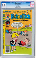 Modern Age (1980-Present):Humor, Richie Rich #217 File Copy (Harvey, 1982) CGC NM/MT 9.8 Whitepages....