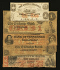 Obsoletes By State:Minnesota, Glencoe, MN- Exchange Bank $1; $5 Oct. 5, 1858 G2a; G6a Oct. 5,1858 Hewitt D1b; D5b. ... (Total: 5 notes)