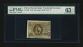 Fractional Currency:Second Issue, Fr. 1246 10¢ Second Issue PMG Choice Uncirculated 63 EPQ....