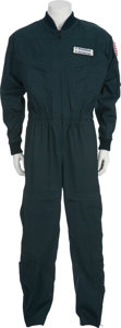 Transportation:Space Exploration, Ken Bowersox Expedition 6 Training-Used Jumpsuit. ...