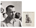 Autographs:Celebrities, Alan Shepard: Two Signed Photos.... (Total: 2 Items)