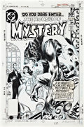 Original Comic Art:Covers, Joe Kubert House of Mystery #292 Werewolf Cover Original Art(DC, 1981)....