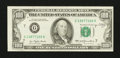 Error Notes:Miscellaneous Errors, Fr. 2168-G $100 1977 Federal Reserve Note. Extremely Fine.. ...