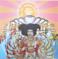 Music Memorabilia:Posters, Jimi Hendrix Axis: Bold As Love Lenticular Display....