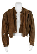 Movie/TV Memorabilia:Costumes, Alien 3 - Leon Herbert Screen-Worn Distressed Jacket....