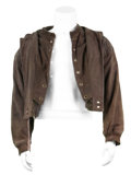 Movie/TV Memorabilia:Costumes, Alien 3 - Christopher Fairbank Screen-Worn Jacket....