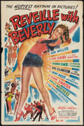 "Movie Posters:Musical, Reveille with Beverly (Columbia, 1943). One Sheet (27"" X 41""). Musical.. ..."