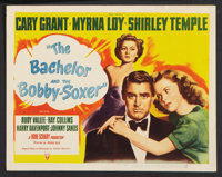 """The Bachelor and the Bobby Soxer (RKO, 1947). Lobby Card Set of 8 (11"""" X 14""""). Comedy. ... (Total: 8 Items)"""