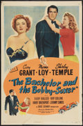 """Movie Posters:Comedy, The Bachelor and the Bobby Soxer (RKO, 1947). One Sheet (27"""" X 41""""). Comedy.. ..."""