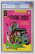Bronze Age (1970-1979):Humor, Addams Family #1 File Copy (Gold Key, 1974) CGC NM 9.4 Off-white towhite pages....