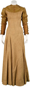 Movie/TV Memorabilia:Costumes, Camelot Screen-Used Dress....
