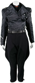 Movie/TV Memorabilia:Costumes, Demolition Man Screen-Worn Police Uniform.... (Total: 5Items)