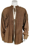 Movie/TV Memorabilia:Costumes, The Postman - Kevin Costner Screen-Worn Jacket....