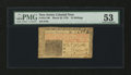 Colonial Notes:New Jersey, New Jersey March 25, 1776 15s PMG About Uncirculated 53....