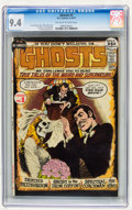 Bronze Age (1970-1979):Horror, Ghosts #1 (DC, 1971) CGC NM 9.4 Off-white to white pages....