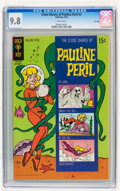 Bronze Age (1970-1979):Cartoon Character, The Close Shaves of Pauline Peril #2 File Copy (Gold Key, 1970) CGCNM/MT 9.8 White pages....