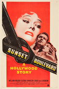 "Movie Posters:Film Noir, Sunset Boulevard (Paramount, 1950). One Sheet (27"" X 41"") Style A....."