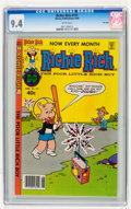 Modern Age (1980-Present):Humor, Richie Rich #191 File Copy (Harvey, 1980) CGC NM 9.4 Whitepages....