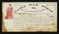 Miscellaneous:Other, Clarkson, NY- Town War Scrip $100 Oct. 3, 1864. ...