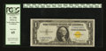 Small Size:World War II Emergency Notes, Fr. 2306 $1 1935A North Africa Silver Certificate. PCGS Gem New 65.. ...