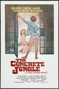 "Movie Posters:Bad Girl, The Concrete Jungle (Pentagon, 1982). One Sheet (27"" X 41"") FlatFolded. Bad Girl.. ..."