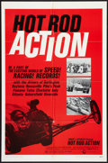 "Movie Posters:Documentary, Hot Rod Action (Cinerama Releasing, 1969). One Sheet (27"" X 41""). Sports Documentary.. ..."