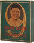 Baseball Collectibles:Others, Circa 1928 Babe Ruth Underwear in Box....
