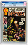 Bronze Age (1970-1979):Horror, Super DC Giant #20 House of Mystery (DC, 1970) CGC NM 9.4 Off-whitepages....