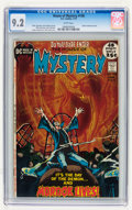 Bronze Age (1970-1979):Horror, House of Mystery #198 (DC, 1972) CGC NM- 9.2 White pages....