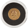 """Transportation:Space Exploration, Gemini 5 Flown """"One Celeston"""" Gold Coin Originally from thePersonal Collection of Mission Commander Gordon Cooper...."""