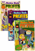 Bronze Age (1970-1979):Cartoon Character, Richie Rich Profits #1-47 File Copy Group (Harvey, 1974-82)Condition: Average VF.... (Total: 47 Comic Books)