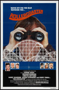"""Movie Posters:Thriller, Rollercoaster (Universal, 1977). One Sheet (27"""" X 41"""") Style A and Lobby Card Set of 4 (11"""" X 14""""). Thriller.. ... (Total: 5 Items)"""