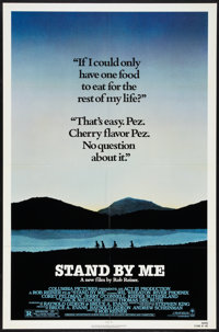"Stand By Me (Columbia, 1986). One Sheet (27"" X 41"") and Lobby Cards (5). Adventure. ... (Total: 6 Items)"