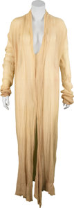 Movie/TV Memorabilia:Costumes, The Matrix Revolutions Screen-Used Tunic - Francine Bell....