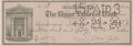 Autographs:Checks, 1920 Jack Calvo Signed Check....