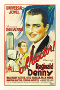 "Movie Posters:Comedy, Oh, Doctor! (Universal, 1925). One Sheet (27"" X 41""). ..."