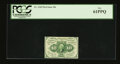 Fractional Currency:First Issue, Fr. 1242 10¢ First Issue PCGS New 61PPQ....