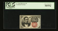 Fractional Currency:Fifth Issue, Fr. 1266 10¢ Fifth Issue PCGS Choice About New 58PPQ....